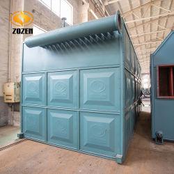 Industrielle horizontale zusammengebaute Industriekohle-abgefeuerte thermische Öl-Heizung