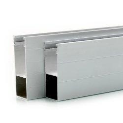 شكل من الألومنيوم صنع Aag لأسعار أبواب بكرات المرآب