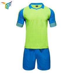 Vert vierge de gros numéros de maillot de soccer