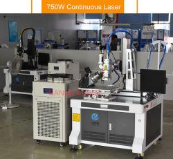 Alluminio Continuo Saldatura Laser Automatica Metallo 500w Per La Vendita