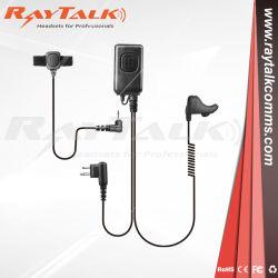 Radio bidirectionnelle Earbone casque micro pour DP2400/DP2600