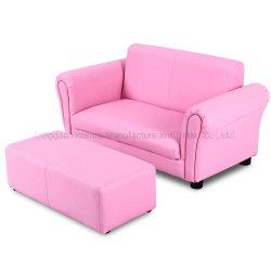 Hot Sale Cheap canapé Kids Fashion Design moderne de haute qualité Tissu Président de l'enfant Kids Table canapé pour les enfants OEM ODM disponible