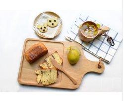 حادّة يبيع منتوج طبيعيّ خشبيّة فريدة نسيج غذاء طفل فطيرة لحم