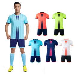 Fabricante de ropa deportiva de alta calidad Camisetas de fútbol personalizada del equipo para hombres