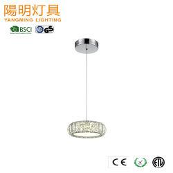 Het Kristal van het facet om LEIDENE van de Tegenhanger van de Vorm Decoratieve Lichte 10W
