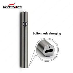 S18-USB Ocitytimes tension variable Vape Max 380mAh batterie avec la charge USB
