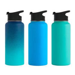 L'acciaio inossidabile BPA di Wevi libera la boccetta larga del Thermos di vuoto della bocca