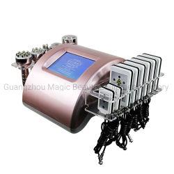 B0111 portatile 5 in 1 40K a ultrasuoni cavitazione multipolare bipolare Macchina RF