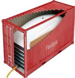 O envio de óleo a granel Flexitank 20FT Flexitank contentor