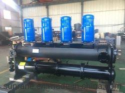 Besparing van de macht 4 Harder 105tons van de Compressoren 373kw van de Energie de Industriële Water Gekoelde