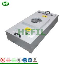 مرشح تصفية فلتر HEPA للدرجة FFU Construction وفلتر HEPA Fلتر العادم 220 فولت