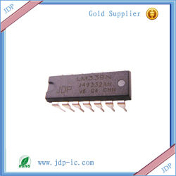 Comparador de tensión de la electrónica de consumo LM339n