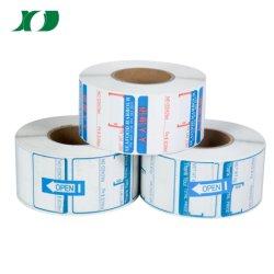 Клей водонепроницаемый наклейки, пользовательские Термоперенос печать наклеек