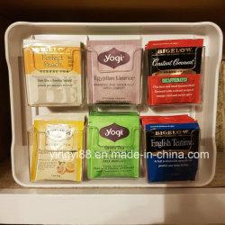 Hot New bolsita de té Mayorista de caja de acrílico