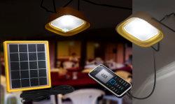 Marcação&RoHS Lanterna Solar LED certificadas para situações de emergência e Camping