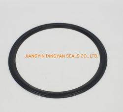 Alta resistência à flexão resistência a óleo Certified NBR/PVC ostentando a gaxeta de borracha