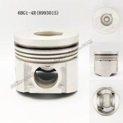 Galerie de refroidissement de l'huile Auto Parts Piston pour 6BG1-4r