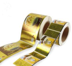 Service d'impression papier adhésif/PET/PP divers matériels d'étiquettes pour Consumer Electronics