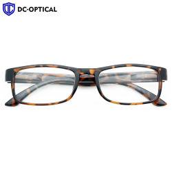 Ce PC de la FDA en plastique de 2020 hommes printemps charnières tortue brillant de lunettes de lecture