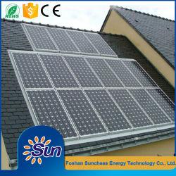 태양열 시스템 그리드 5kW 할인 TV, 조명, 에어컨, 냉장고, 모든 하우스 로드