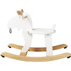 子供のための流行の木の揺り木馬のおもちゃ