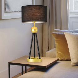 Concepteur de chiffon du matériel de salle à manger Chambre à coucher la table de nuit de la lampe témoin permanent pour l'hôtel
