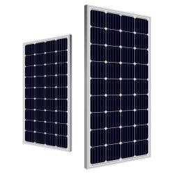 2020 Новый 150W 160 Вт 170W 180W PV панели Модуль солнечной энергии на производственный процесс для DC 12V дома солнечной системы питания