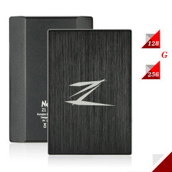 Netac Z1 de 512 GB 256 GB 128 GB USB3.0 portátil puertos externos SSD, Solid State Drive Super velocidad USB 3.0 de 256MB de caché, 512 g 256g 128g