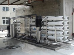 Stabilimento di trasformazione di desalificazione di purificazione di acqua di osmosi d'inversione