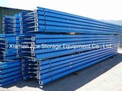 El apilamiento de almacenamiento en estanterías estanterías estantería metálica de acero de palet Garaje Warehouse Rack