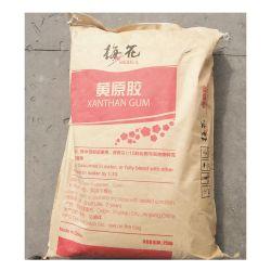 الوزن الجزيئي ثيكنر E415 الطعام درجة ففينج ميهوا الصين الغذاء ثيكانر الإضافات xanthan غم