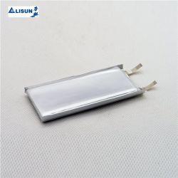 بطارية ليثيوم أيون Ickp075159 3.7 فولت 3.2 فولت قابلة لإعادة الشحن LFePO4 Polymer البطارية بالنسبة للمنتجات القابلة للحرف الصناعية الروبوت الشمسي الشارع مصباح الطاقة بنك و LED Solar