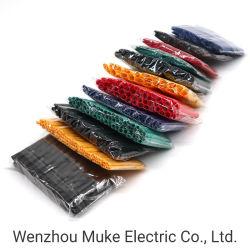 Wärme530pcs shrink-Gefäß-Set, das einziehbare Gefäß-Drahtseil-Installationssatz-Hülsen-Zusammenstellungs-elektronische Polyolefin-Verhältnis-2:1 Verpackung isoliert