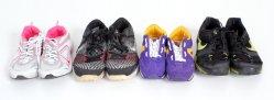 使用された秒針の偶然のスポーツの靴の人の靴の子供の靴の卸しで夏の販売