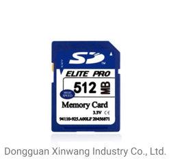 مصنع منفذ صنع في تايوان سعر كامل السعة الحقيقي رخيص بطاقة SD سعة 1 جيجابايت مجمعة بطاقة SD سعة 1 جيجابايت