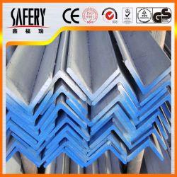 201 304 316 el ángulo de acero inoxidable barra plana de acero de sección del fabricante