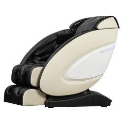Cadeira de massagem de luxo 3D Zero Gravity Terapia Aquecido Massagem