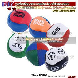Großhandel Werbeartikel Customized Kick Ball Footbag Hacky Sack Jonglieren Ball Sporting Goods Ball (G8204)