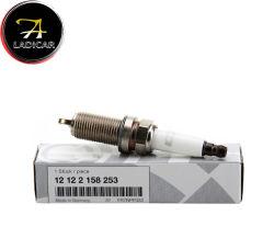 Замените на Ngk для Bosch Auto иридия Iridio Bujias автомобильных запчастей для BMW свечи 12 12 2 158 253 Plzfr6a-11s Fr7АЭС332 12122158253