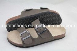 EVA Suela de corcho sandalias clásicas para la playa y al aire libre Material de fibra de Mic Moda PU