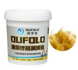 방위, 기어를 위한 다목적 리튬 윤활유 윤활제