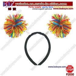 День рождения подарки новогодние подарки с головной стяжкой Hairband волосы оформление школы управления питания (P2030)