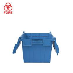 De Plastic Logistische Doos van uitstekende kwaliteit van de Totalisator 100%PP met Deksels