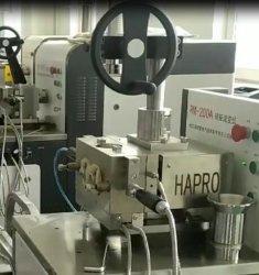 Mixer-300c eenheid van Laboratorium torque-Rheomter