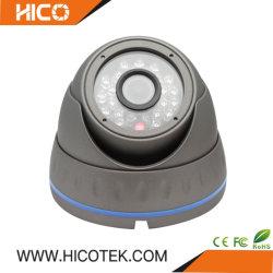 Протокол Dahua 4MP с ультра низким Люкс Включение цветной цифровой сети IP видеонаблюдения в вандалозащищенная купольная камера Poe вариант
