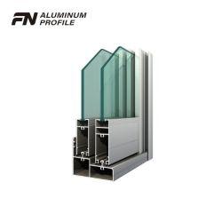 Traitement de surface parfait d'extrusions en aluminium structurels pour la fenêtre