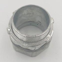 فولاذ يغلفن مجرى تركيب [بيب فيتّينغ] ألومنيوم [إمت] وصلة ضغطة نوع
