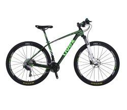 Bicicletta della strada della fibra 700c del carbonio con la bici Ultra-Light della strada di Wheelset del carbonio di 20 velocità