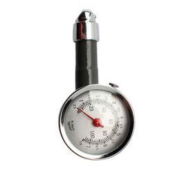 Maniglia automatica Analog del tester del calibro di pressione d'aria della gomma della rotella