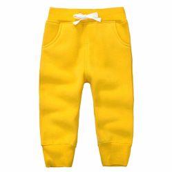 Pantaloni elastici del bambino di inverno della vita del cotone del prodotto degli indumenti dei bambini del bambino